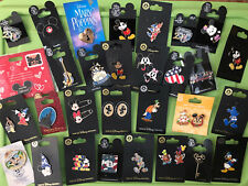 New On Cards - 36 Disney Pin Trading Pins - Pin Trading Around the World!