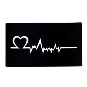 Henna Tattoo Schablone Airbrush Stencil Herzschlag Herz Kina Dövme