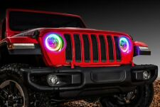 ORACLE Lighting ColorSHIFT HALOKit For Wrangler JL Jeep 2018 2019 1214-330