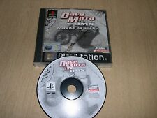 PLAYSTATION 1 GAME DAVE MIRRA FREESTYLE BMX - MAXIMUM REMIX PS1 - TESTED