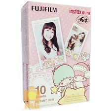 FUJIFILM FUJI INSTAX MINI INSTANT FILM 1 PACK / LITTLE TWIN STAR 4 8 90 SP-1 SP2