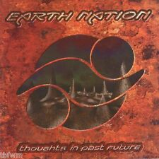 Earth Nation - Thoughts In Past Future CD Album - TRANCE - AMBIENT - EYE Q 1994