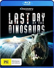 Last Day Of The Dinosaurs (Blu-ray, 2011) Region B