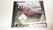 PC  Train Simulator - ProTrain Add-ons