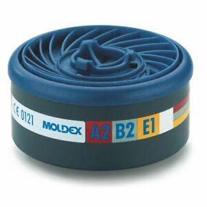 Moldex 9500 EasyLock A2B2E1 Gas Filters