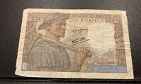 1944 Banque De France 10 Dix Francs