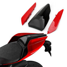 Rear Tail Side Seat Panel Trim Fairing Cowl Cover Set Para Ducati 1299 Panigale/
