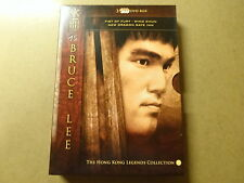 3-DISC DVD BOX / FIST OF FURY, WING CHUN, NEW DRAGON GATE INN (Bruce Lee)