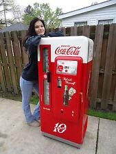 Coca Cola Coke Machine Cavalier 72 Pro Restoration Vendo 81 newly restored 2016!