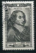STAMP / TIMBRE FRANCE OBLITERE N° 614 / CELEBRITE / BLAISE PASCAL