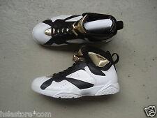 "Nike Air Jordan 7 retro 44 ""Championship"" White/Metallic Gold-Black"