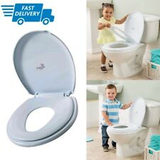 Toilet Ring Seat For Kids Baby Toddler Small Potty Chair Training Pad Bathroom