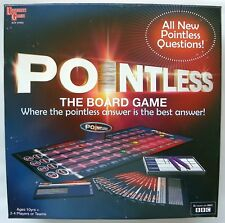 Pointless Board game with new questions -  Complete VGC - Free Post