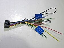 Kenwood car audio and video wire harness ebay original kenwood dpx 501bt wire harness dpx501bt new oem w6 asfbconference2016 Choice Image