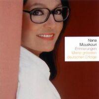 "NANA MOUSKOURI ""ERINNERUNGEN"" CD NEUWARE"