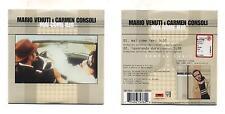 Cd MARIO VENUTI e CARMEN CONSOLI mai come ieri NUOVO 1998 2 tracks Cds singolo