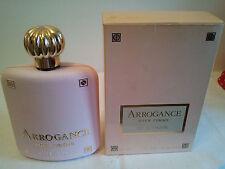 Vintage ARROGANCE Pour Femme 100ml EDT Women's Perfume Fragrance RareDiscontinue
