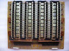USSR Soviet Russian heavy Magnetic Ferrite Core Memory Board 1985 RARE