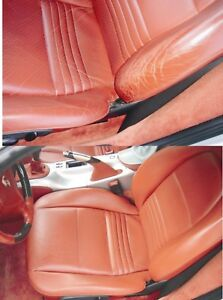 leather dye PORSCHE 911 996  Boxster turbo 500ML TERRACOTTA BOXSTER RED