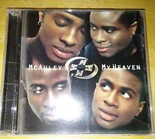 MCAULEY. -     MY HEAVEN.    -  RARE INDIE R&B  CD