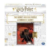 Harry Potter Secret Horcrux 300 Piece Jigsaw Puzzle - New
