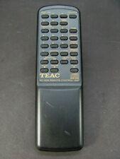 Genuine TEAC Remote Control RC-505