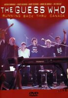 The Guess Who - Running Back Thru Canada [New DVD] Canada - Import