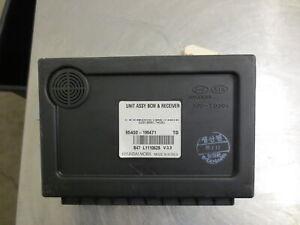 GSQ725 BODY CONTROL MODULE BCM 2012 KIA FORTE KOUP 2.0 954001M471