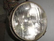 V 140902 fanale anteriore carello alfa romeo 1750 1968