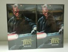 12 box of Star wars Young Jedi Collectible Card game Lot
