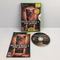 Silent Hill 4: The Room - Complete - Microsoft Original Xbox - Tested