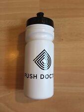 New PUSH DOCTOR Water Bottle Juice Sports Hiking Running Bike Medical