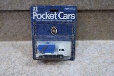 Vintage Tomy Tomica Pocket Cars No. 136-56 Datsun Tipper Truck RARE On Card