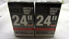 """2 Bell 24"""" Bicycle Tubes-Nib-Never Opened"""