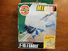 airfix model kits.Mini Kit 1/144 F-15-J Eagle. Aircraft (military)
