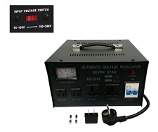 AUTOMATIC VOLTAGE REGULATOR  AR-3000 Seven Star