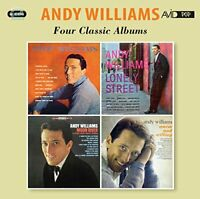 Andy Williams - Four Classic Albums (Andy Williams / Lonely Street / [CD]
