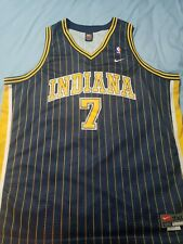 Nike Indiana Pacers Jermaine O'neal 3xl Swingman Jersey