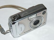 Fujifilm FinePix A Series A510 5.1 MP  -Digital Camara - Plateado