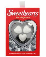 PAMP 30 Gram Silver Sweethearts Set GEM Reverse Proof OGP