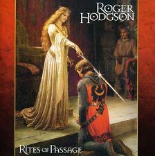 Rites Of Passage - Roger Hodgson (2010, CD NIEUW)