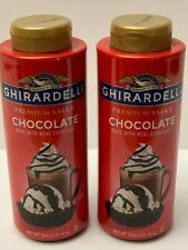 1 Ghirardelli CHOCOLATE SWEET GROUND CHOCOLATE & COCOA PREMIUM SAUCE 87.3 OZ