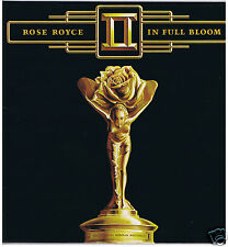 LP ROSE ROYCE IN FULL BLOOM (1977)