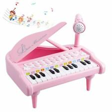 Conomus Piano Keyboard Toy for Kids,1 2 3 4 Year Old Girls First Birthday Gift