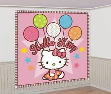 Hello Kitty Adorable Party Giant 5ft Scene Setter Add-on Wall Decoration