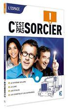 """DVD """"C'est pas sorcier : L'ESPACE""""   NEUF SOUS BLISTER"""