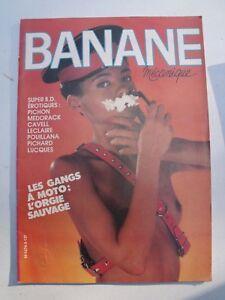 BD ADULTE BANANE MECANIQUE N°3