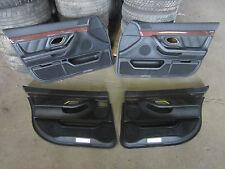 4x türverkleidung türpappe leder airbag BMW E38 740d M67 Limousine