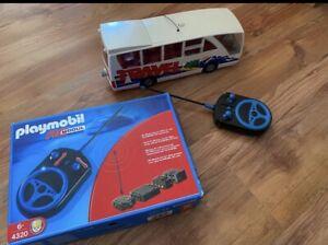 Playmobil*Bus Travel* Mit Fernsteuerung*RC-Modul