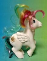 Rainbow Pegasus Starshine  - My Little Pony G1 1985 MLP Vintage Hasbro Hong Kong